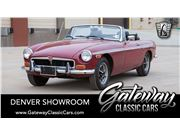 1974 MG B for sale in Englewood, Colorado 80112
