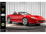 2001 Ferrari 550 Barchetta for sale in North Miami Beach, Florida 33181