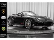 2015 Porsche 911 Turbo for sale in North Miami Beach, Florida 33181