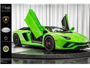 2018 Lamborghini Aventador for sale in North Miami Beach, Florida 33181