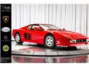 1987 Ferrari Testarossa for sale in North Miami Beach, Florida 33181