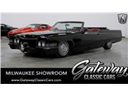 1970 Cadillac DeVille for sale in Kenosha, Wisconsin 53144