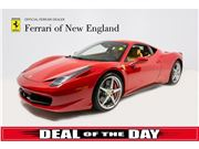 2010 Ferrari 458 Italia for sale in Norwood, Massachusetts 02062