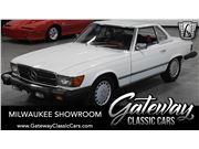 1978 Mercedes-Benz 450SL for sale in Kenosha, Wisconsin 53144