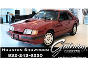 1985 Ford Mustang for sale in Houston, Texas 77090
