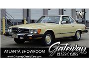 1977 Mercedes-Benz 450SL for sale in Alpharetta, Georgia 30005