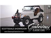 1973 Jeep CJ5 for sale in Phoenix, Arizona 85027