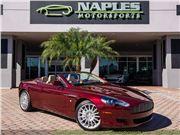 2007 Aston Martin Db9 Volante for sale in Naples, Florida 34104