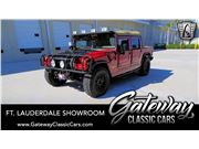 1998 AM General Hummer for sale in Coral Springs, Florida 33065