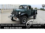 1952 Dodge Power Wagon for sale in Houston, Texas 77090