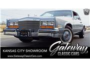 1982 Cadillac Eldorado for sale in Olathe, Kansas 66061
