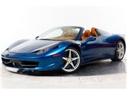 2014 Ferrari 458 Spider for sale in Long Island, Florida 33308