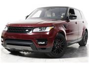 2017 Land Rover Range Rover Sport for sale in Long Island, Florida 33308