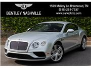 2017 Bentley Continental GT for sale in Brentwood, Tennessee 37027
