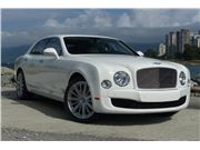 2015 Bentley Mulsanne for sale in Vancouver, British Columbia V6J 3G7 Canada