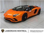 2018 Lamborghini Aventador for sale in Montreal, Quebec H9H 4M7 Canada