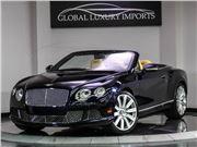 2012 Bentley Continental GTC for sale in Burr Ridge, Illinois 60527