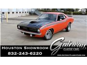 1970 Plymouth Cuda for sale in Houston, Texas 77090