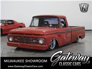 1964 Ford F100 for sale in Kenosha, Wisconsin 53144