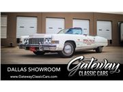 1973 Cadillac Eldorado for sale in DFW Airport, Texas 76051