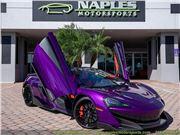 2019 McLaren 600LT for sale in Naples, Florida 34104