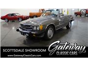 1987 Mercedes-Benz 560SL for sale in Phoenix, Arizona 85027