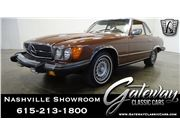 1979 Mercedes-Benz 450SL for sale in La Vergne