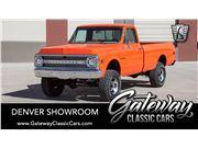1971 Chevrolet K10 for sale in Englewood, Colorado 80112