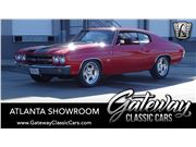 1970 Chevrolet Chevelle for sale in Alpharetta, Georgia 30005