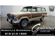 1984 Jeep Grand Wagoneer for sale in La Vergne