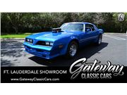 1978 Pontiac Firebird / Trans AM for sale in Coral Springs, Florida 33065