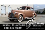 1940 Chevrolet Master Deluxe for sale in Houston, Texas 77090