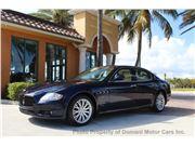2010 Maserati Quattroporte for sale in Deerfield Beach, Florida 33441