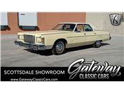1977 Mercury Marquis for sale in Phoenix, Arizona 85027
