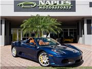 2006 Ferrari 430 Spider for sale in Naples, Florida 34104