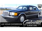1991 Mercedes-Benz 300SEL for sale in Las Vegas, Nevada 89118