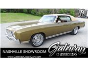 1972 Chevrolet Monte Carlo for sale in La Vergne