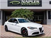 2020 Alfa Romeo Giulia for sale in Naples, Florida 34104