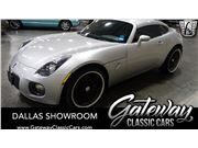 2009 Pontiac Solstice GXP for sale in DFW Airport, Texas 76051