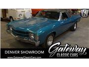 1971 Chevrolet El Camino for sale in Englewood, Colorado 80112