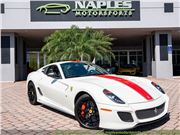 2011 Ferrari 599 GTO for sale in Naples, Florida 34104