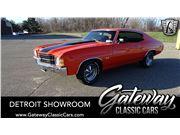 1971 Chevrolet Chevelle for sale in Dearborn, Michigan 48120
