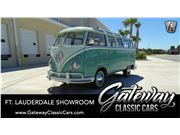 1961 Volkswagen Bus for sale in Coral Springs, Florida 33065