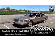1992 Lincoln Town Car for sale in Olathe, Kansas 66061