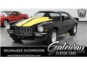 1972 Chevrolet Camaro for sale in Kenosha, Wisconsin 53144