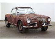 1964 Alfa Romeo Giulietta Spider for sale in Los Angeles, California 90063