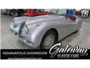 1954 Jaguar XK120 for sale in Indianapolis, Indiana 46268