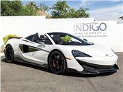 2020 McLaren 600LT for sale in Rancho Mirage, California 92270