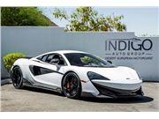 2019 McLaren 600LT for sale in Rancho Mirage, California 92270