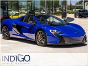 2016 McLaren 650S for sale in Houston, Texas 77090